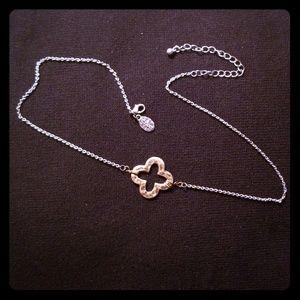 Envious Clover Necklace